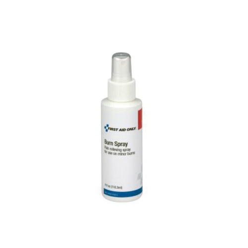 First Aid Only® 13-040 Burn Spray, Case Packing, Formula: Benzocaine, Benzalkonium Chloride
