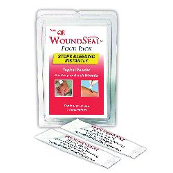 First Aid Only® WoundSeal® 90326 Blood Clot Powder, Pour Pack Package