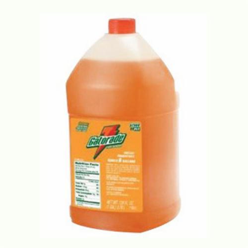 Gatorade® 03955 G Series Sports Drink Mix, 1 gal Bottle, 6 gal Yield, Liquid Form, Orange