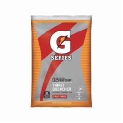 Gatorade® 033690 G Series Sports Drink Mix, 51 oz Pack, Powder, 6 gal Yield, Fruit Punch