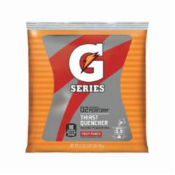 Gatorade® 033691 G Series Sports Drink Mix, 21 oz Pack, Powder, 2.5 gal Yield, Fruit Punch