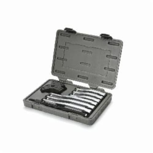 GEARWRENCH® 3628D Long Short Leg Ratcheting Puller, 5 ton Capacity, 2/3 Jaws, 6-3/4 in Max Reach, 7-1/2 in Max Spread
