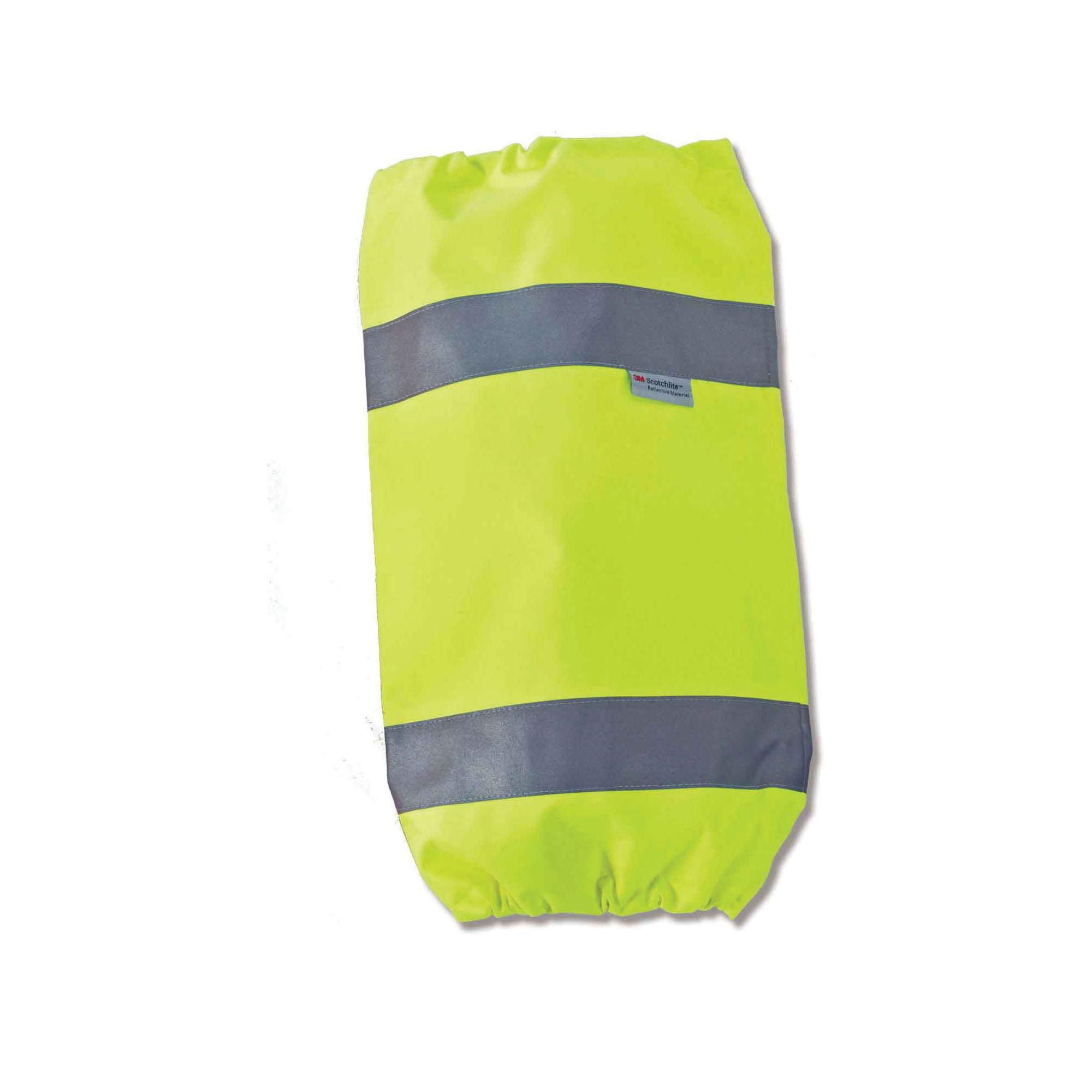 GloWear® 29083 8008 Weatherproof Leg Gaiter, Universal, Hi-Viz Lime, Polyester/Polyurethane