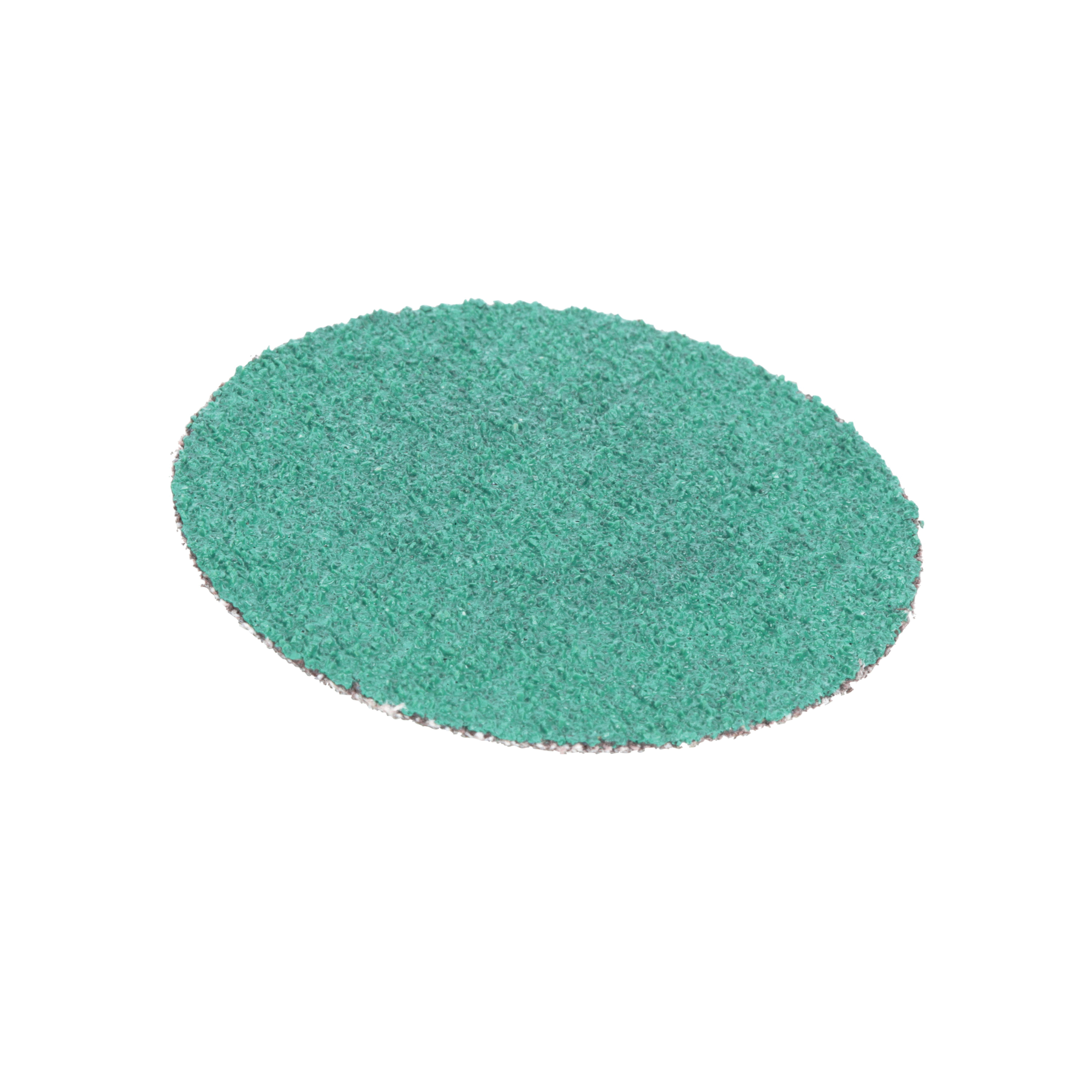 3M™ Green Corps™ Roloc™ 051131-01396 264F Quick-Change Coated Abrasive Disc, 2 in Dia Disc, 50 Grit, Coarse Grade, Aluminum Oxide Abrasive, Roloc™ Attachment