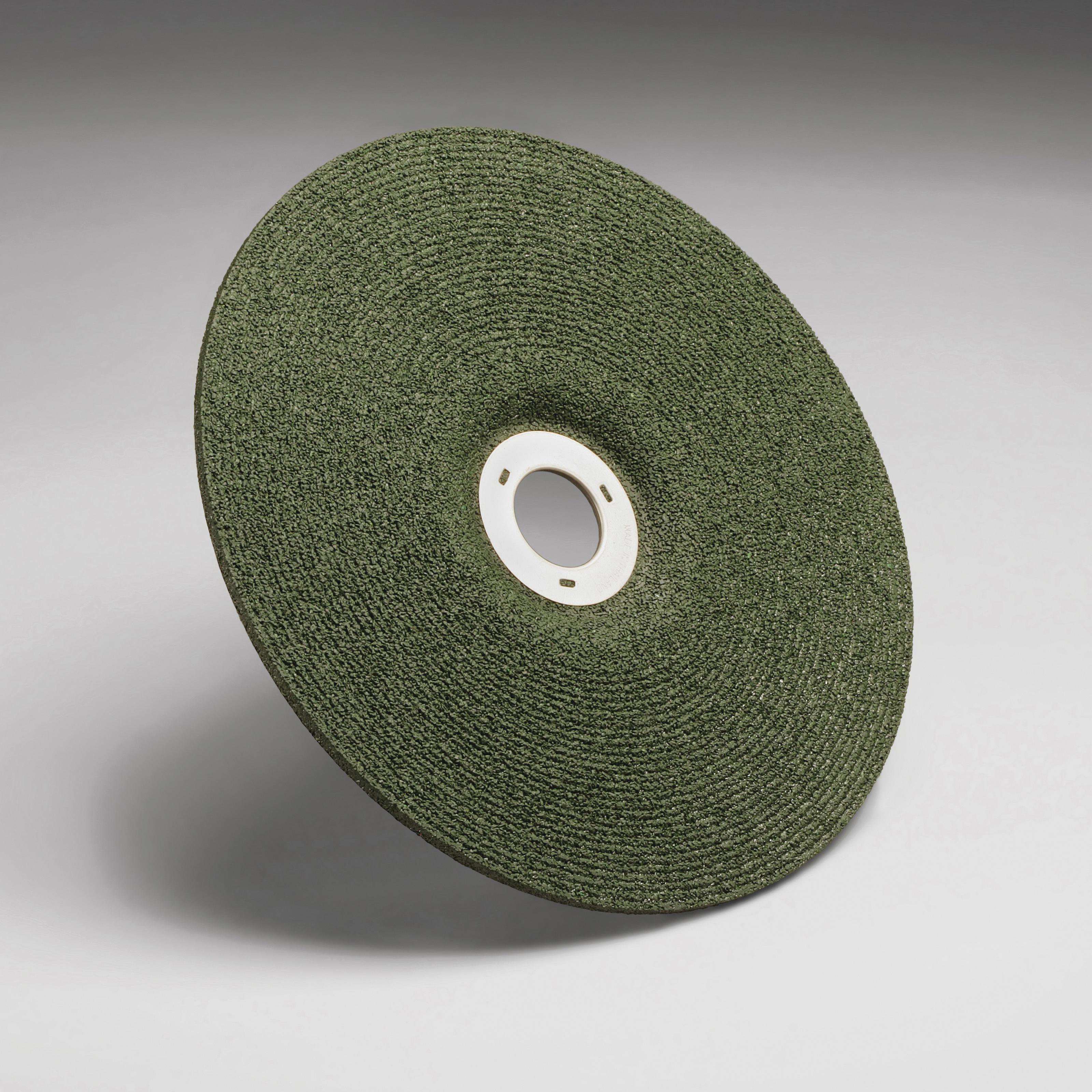 3M™ Green Corps™ 051135-92319 Type 27 Cut-Off Wheel, 7 in Dia x 1/8 in THK, 36 Grit, Ceramic Abrasive