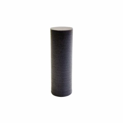 Guardair® N686 Foam Insert, For Use With B, D and S Venturi Models and Inside Exhaust Silencer Housings, Ether Foam/Polyurethane, Gray