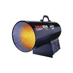 HEATSTAR F170085 Heavy Duty Forced Air Gas Heater, 50000 to 85000 Btu/hr Capacity, 115 VAC