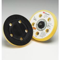 Hookit™ 051111-51042 1-Hook Dust-Free Soft Density Disc Pad, 5 in Dia, Hookit™