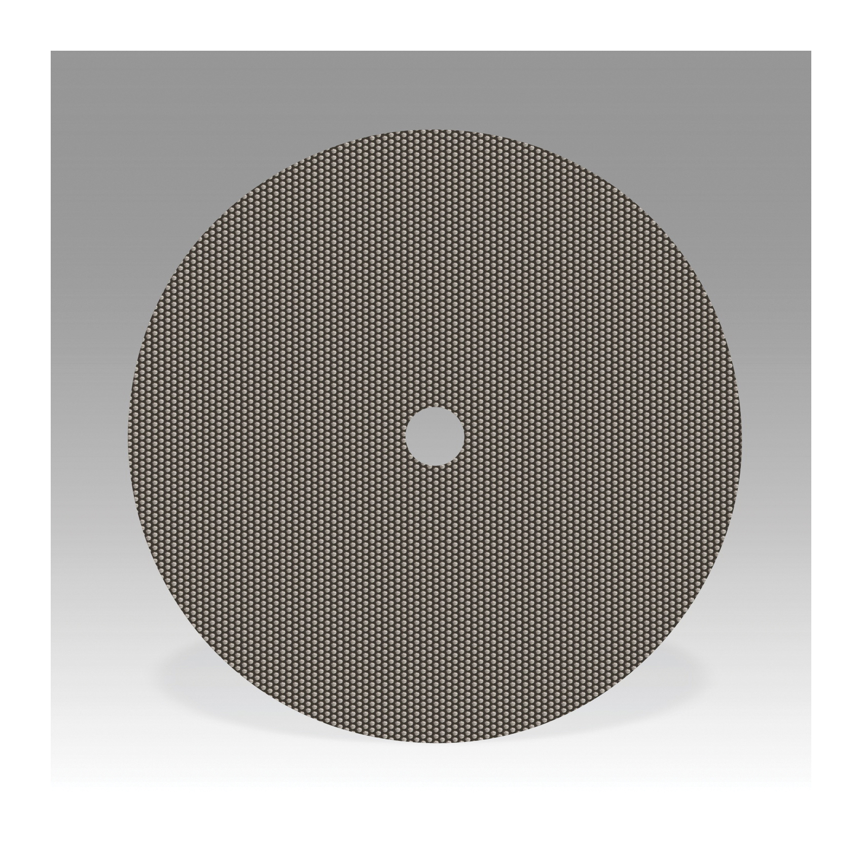 3M™ 051144-80206 6002J Flexible Coated Abrasive Disc, 5 in Dia, 1 in Arbor/Shank, M250 Grit, Medium Grade, Diamond Abrasive