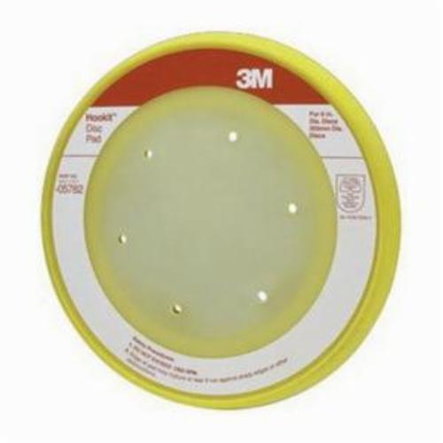 3M™ Hookit™ 051131-05782 Dust-Free Low Profile Disc Pad, 8 in Dia Pad