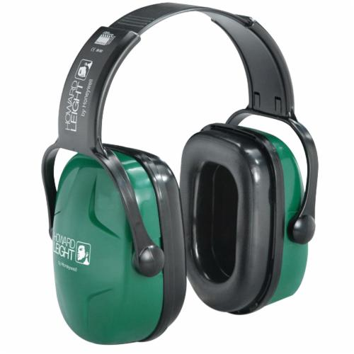 Howard Leight by Honeywell 1010970 Thunder® T3 Dielectric Earmuffs, 30 dB Noise Reduction, Black, Over The Head Band Position, ANSI S3.19-1974