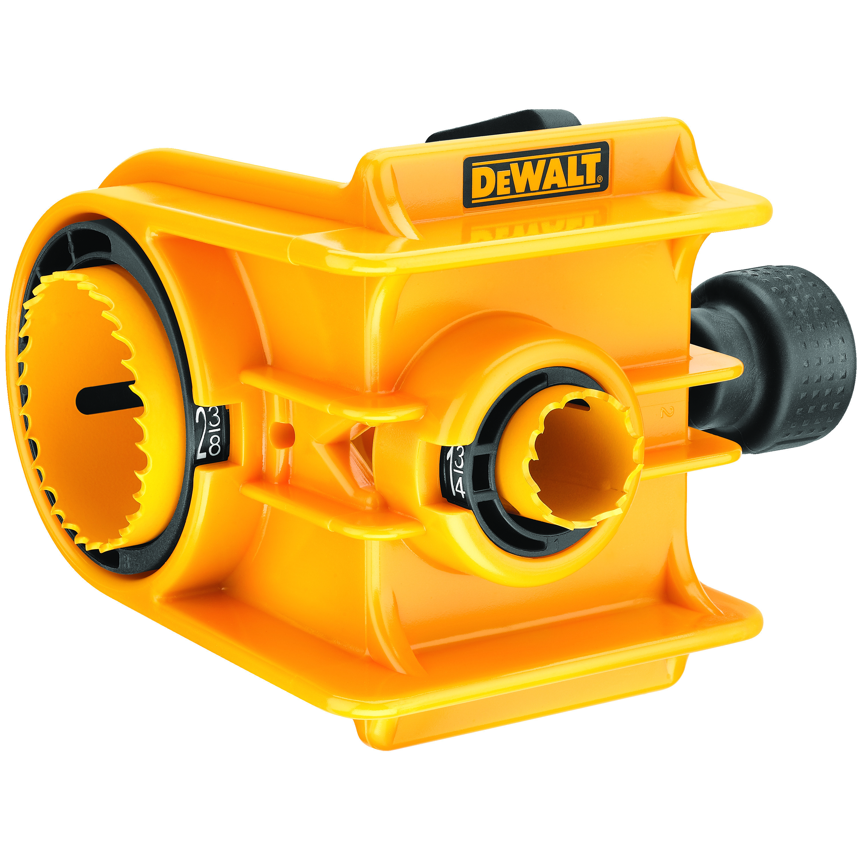 DeWALT® D180004 Door Lock Installation Kit, 6 Pieces, For Use With Standard Sized Doors