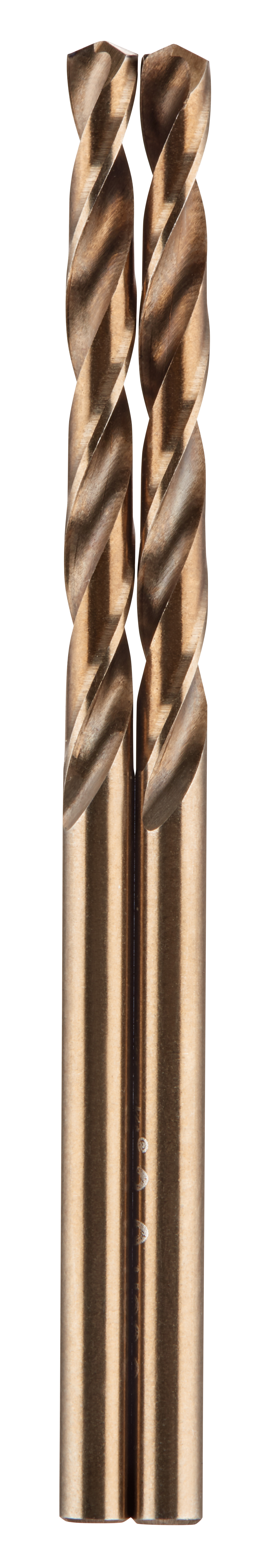 Milwaukee® RED HELIX™ 48-89-2505 Drill Bit, 3 mm Drill - Metric, 0.1181 in Drill - Decimal Inch, 135 deg Point, Cobalt, Black Oxide