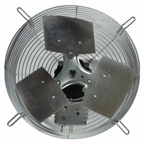 TPI CE Series 1-Phase Direct Drive Standard Exhaust Fan, 20 in Dia Blade, 120 VAC, 2380/2925 cfm, 2 Speeds, Domestic
