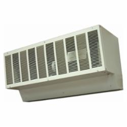 TPI CF Series Standard Variable Speed Air Curtain, 120 VAC, 3.9 A, 2672 cfm High, 333 cfm Low, 10 ft W Door, Steel, Domestic