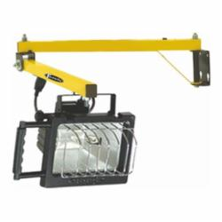 TPI DKL60VAQHA Fully Assembled Standard Duty Loading Dock Light, Quartz Halogen, 500 W, 120 VAC, 60 in L Arm