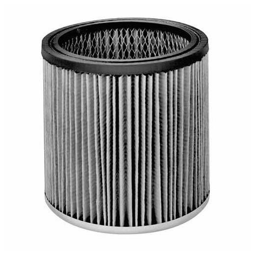 Milwaukee® 49-90-1830 Wet/Dry Pickup Cartridge Filter, For Use With 8950, 8955, 8936-20 and 8938-20 Wet/Dry Vacuum Cleaner