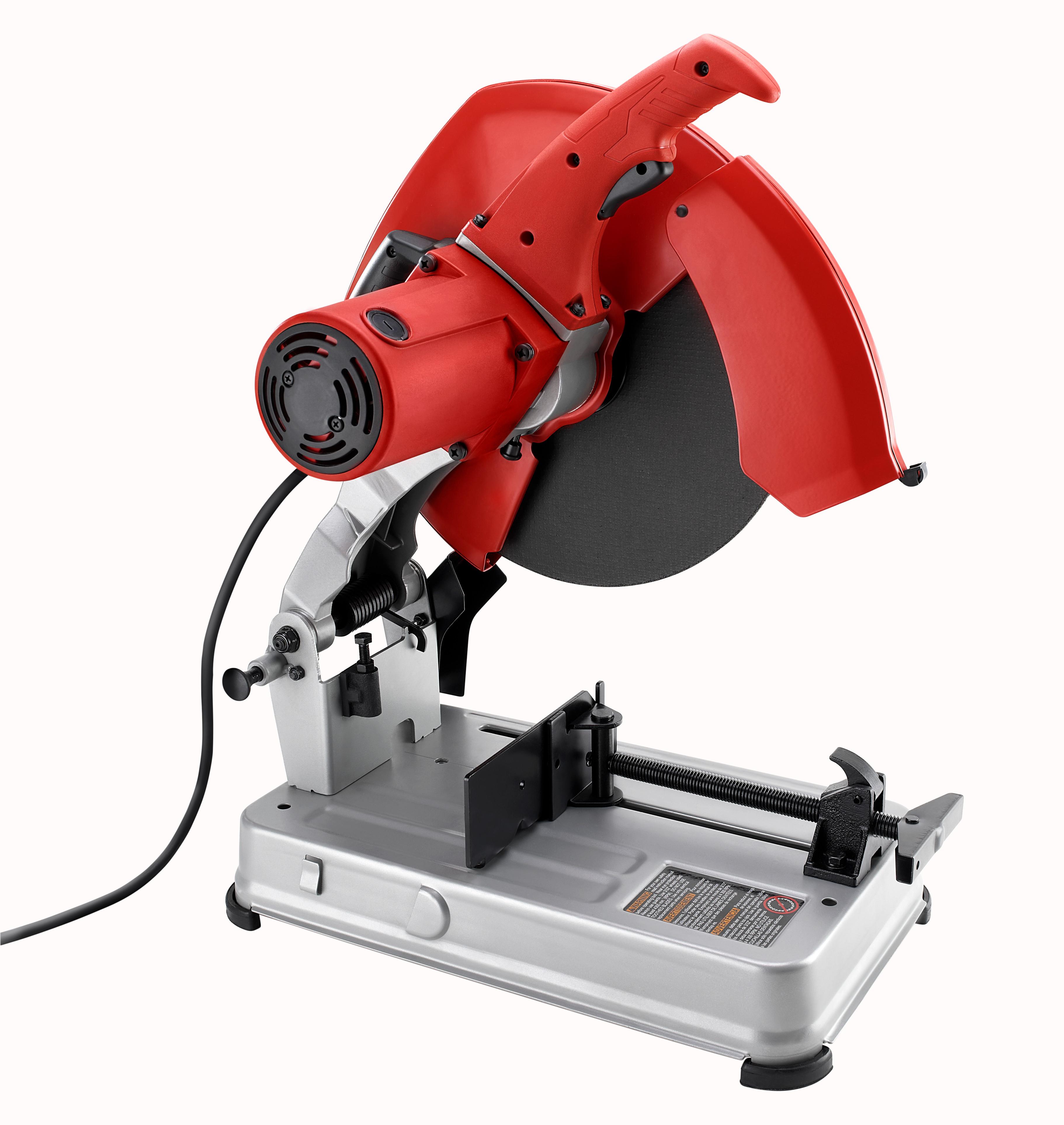 Milwaukee® 6177-20 Cut-Off Machine, 14 in Dia Blade, 5 in Cutting
