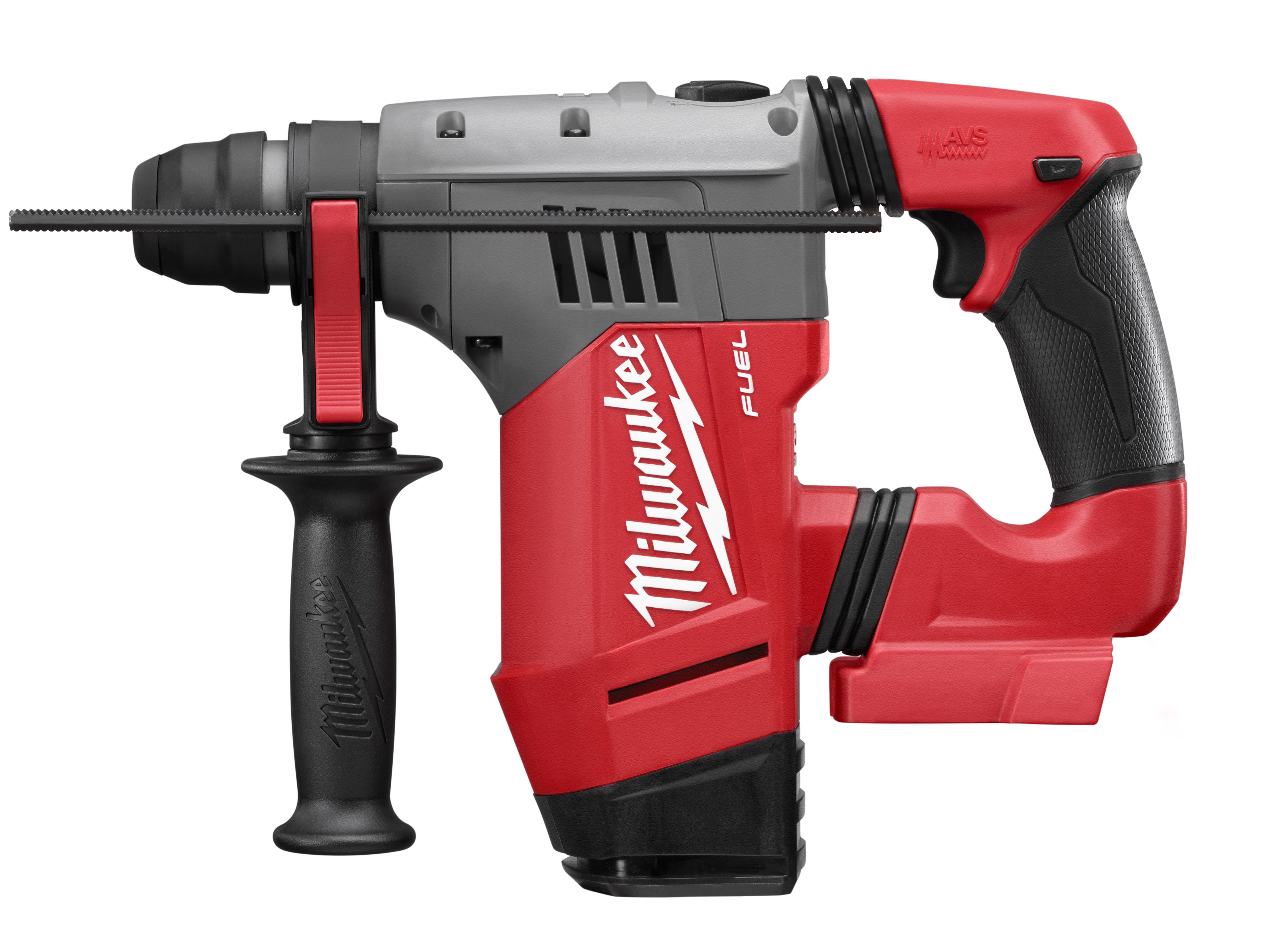 Milwaukee® M18™ FUEL™ 2715-20 Cordless Rotary Hammer, 1-1/8 in Keyless/SDS Plus® Chuck, 18 VDC, 1350 rpm No-Load, Lithium-Ion Battery