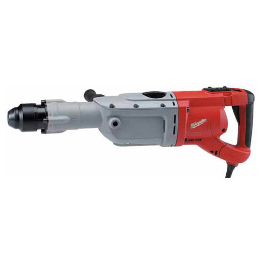 Milwaukee® 5342-21 Dual Mode Corded Rotary Hammer Kit, 2 in Keyless Chuck, 975 to 1950 bpm, 125 to 250 rpm No-Load, 6 in Max Core Bit Compatibility, 2 in Max Solid Bit Capacity, 27-1/2 in OAL