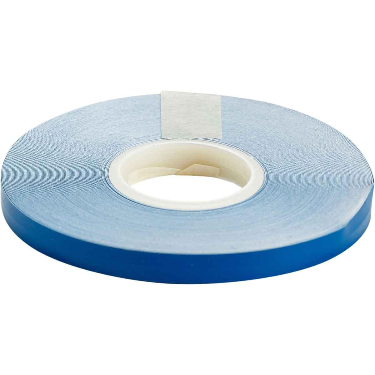 Brady® 121123 Non-Reflective Border Line Tape, 50 ft L x 1/4 in W, Blue, B-7569 Vinyl Film
