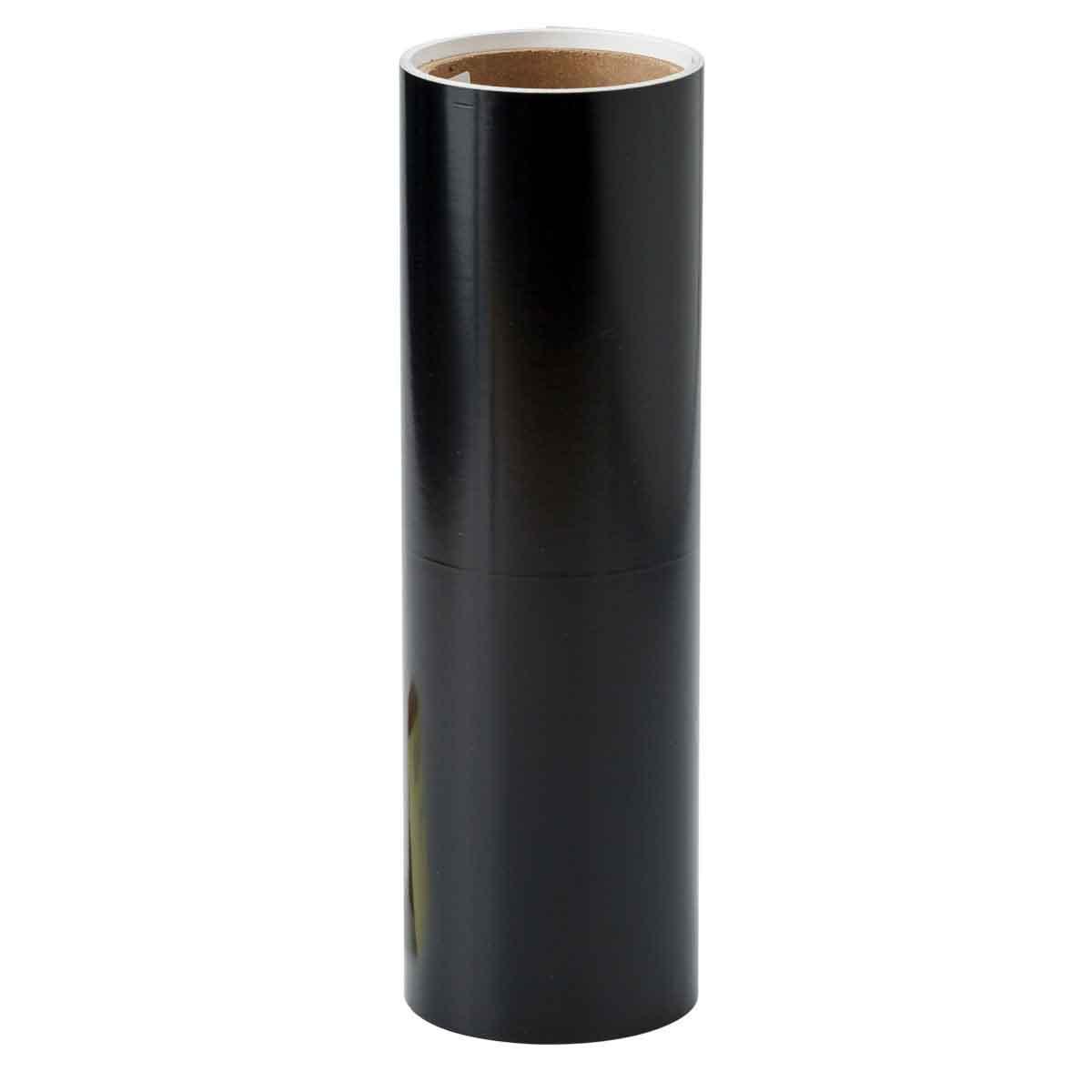 Brady® 121121 Non-Reflective Shadow Board Tool Tape, 12 ft L x 12 in W, Black, B-7569 Vinyl Film