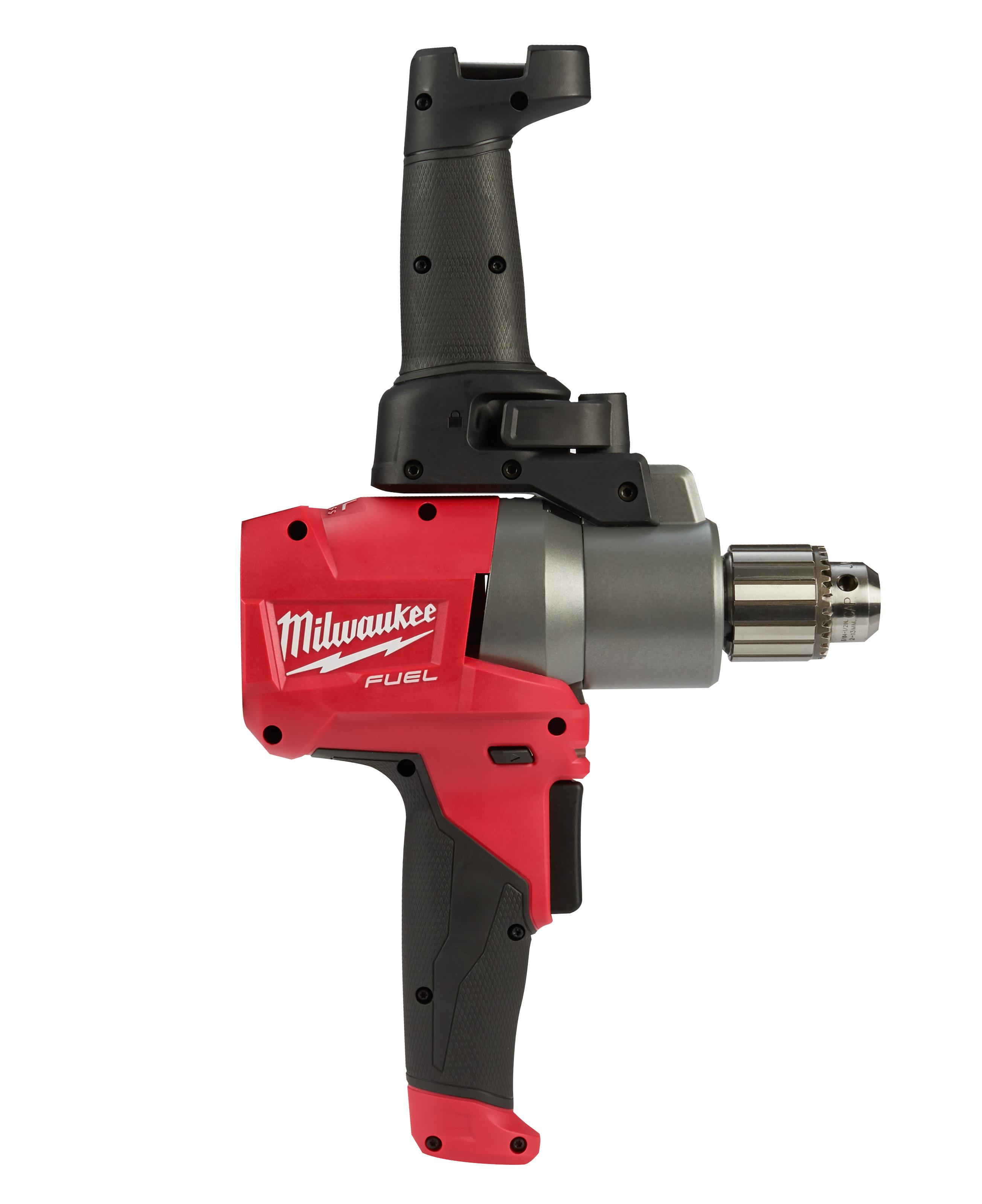Milwaukee® M18™ FUEL™ 2810-20 Cordless Mud Mixer With 180 deg Handle