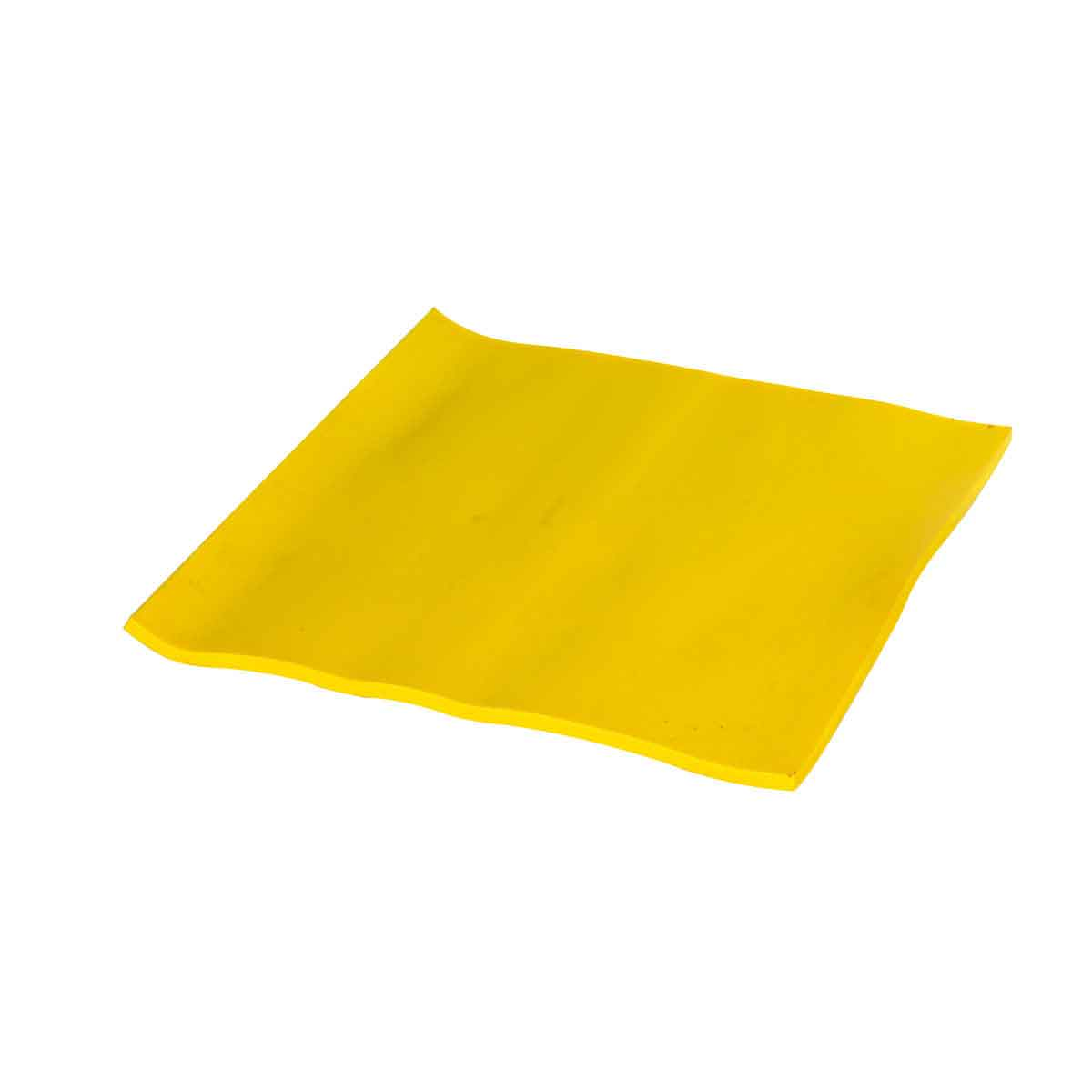 SPC® PVC42 SLIKSTOPPER® Magnetic Tear-Resistant Drain Seal, PVC, Yellow