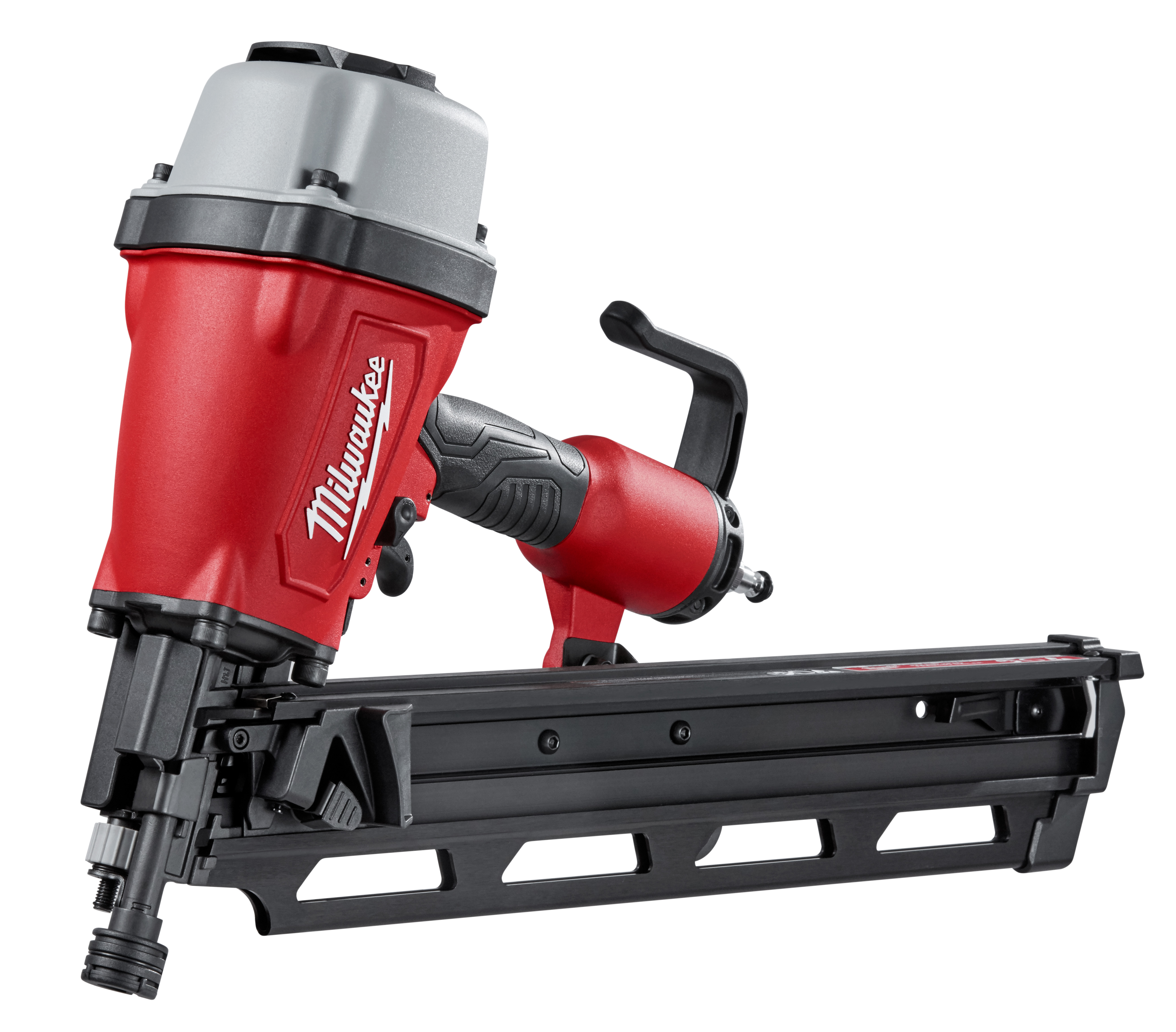 Milwaukee® 7200-20 Full Round Head Framing Nailer, 2 to 3-1/2 in Fastener, 14 in OAL