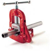 RIDGID® 40090 Model 23A Bench Yoke Vise, Hardened Alloy Steel Jaw