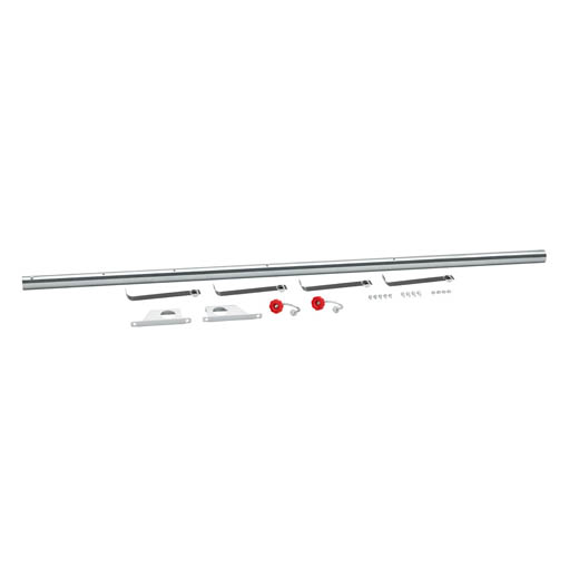 Milwaukee® 49-22-8100 Hold Down Bar Kit, For Use With Milwaukee® 6480-20 Panel Saw, 70 in