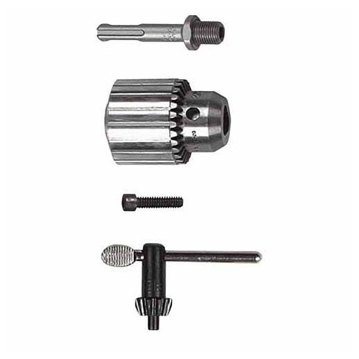Milwaukee® 48-66-1370 SDS/Chuck Adapter Kit, For Use With SDS Max® Rotary Hammers, Steel, Silver