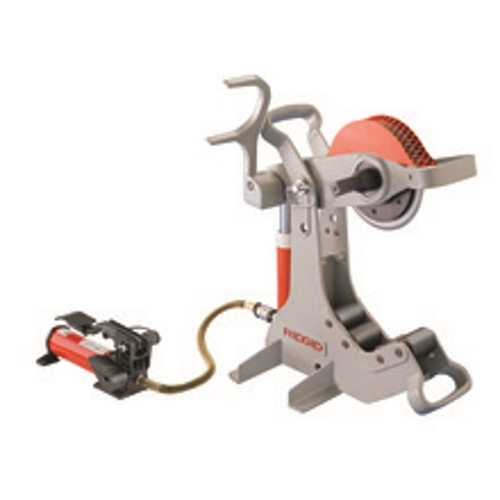 RIDGID® 50767, 258 Power Pipe Cutter Kit, 2-1/2 to 8 in Pipe, 22-1/2 in L x 11-7/8 in W, 115 VAC, 1/2 hp, 32 rpm Speed