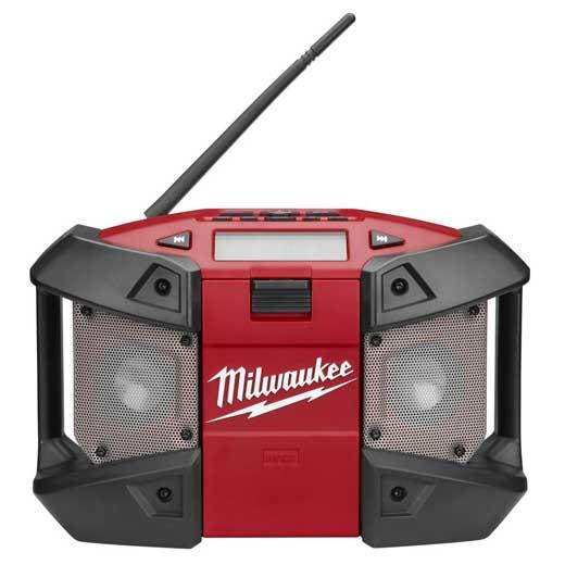 Milwaukee® 2590-20 M12™ Cordless Radio, 12 VDC, Lithium-Ion Battery