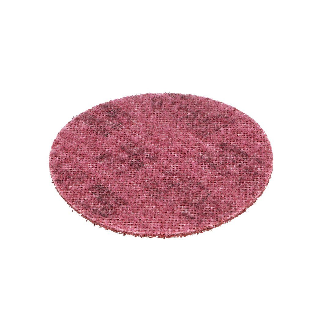 3M™ Hookit™ 048011-00643 SC-DH Surface Conditioning Surface Conditioning Disc, 5 in Dia Disc, 180/220 Grit, Medium Grade, Aluminum Oxide Abrasive, Paper Backing