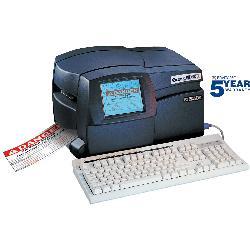 Brady® GlobalMark®2 76801 Desktop Label Printer, Thermal Transfer Print, 3.8 in W Tape