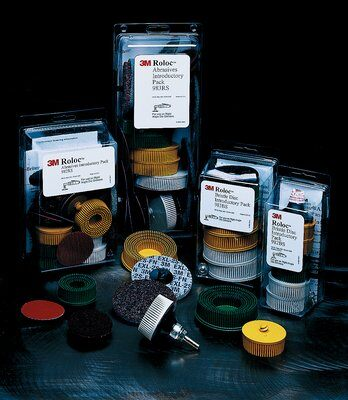 3M™ 18697 Radial Bristle Disc Kit, Ceramic
