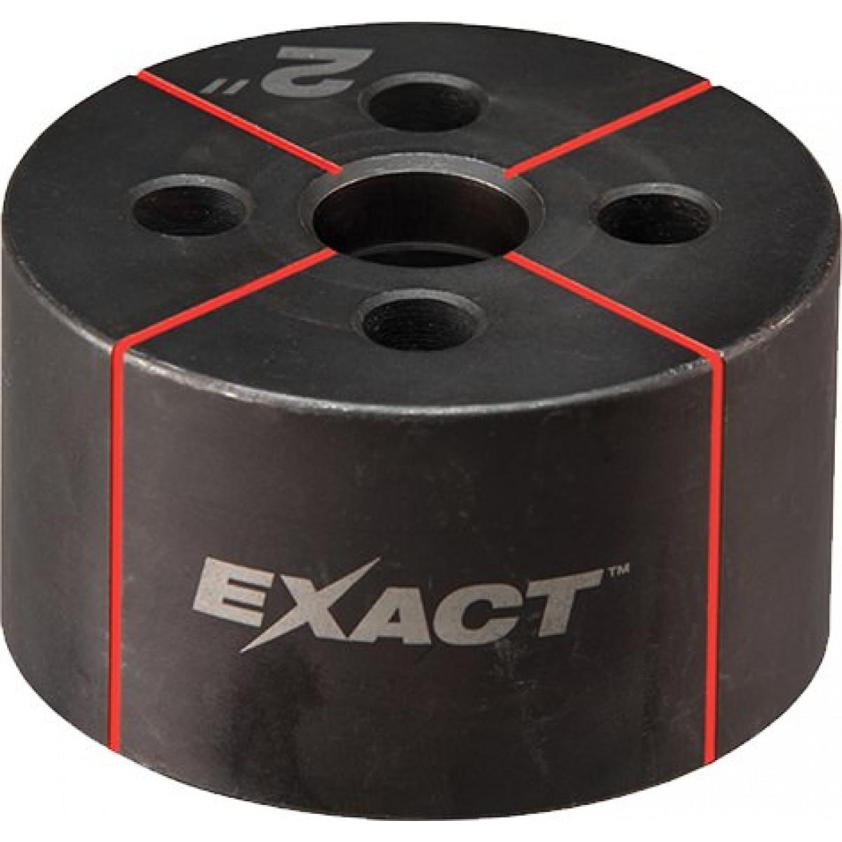Milwaukee® EXACT™ 49-16-2670 Knockout Die, 2 in Conduit/Pipe, Steel