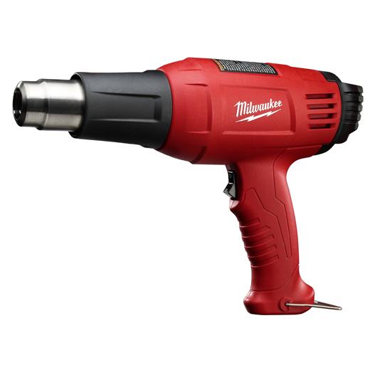 Milwaukee® 8977-20 Variable Temperature Heat Gun, 120 VAC