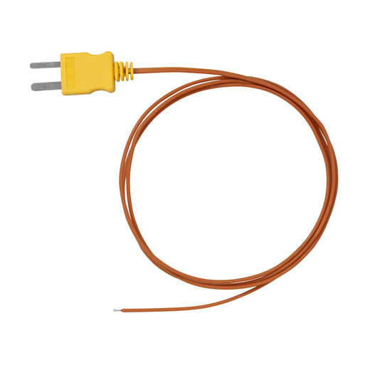 Milwaukee® 49-77-2002 Type K Thermocouple, 3 ft L, PTFE, Import