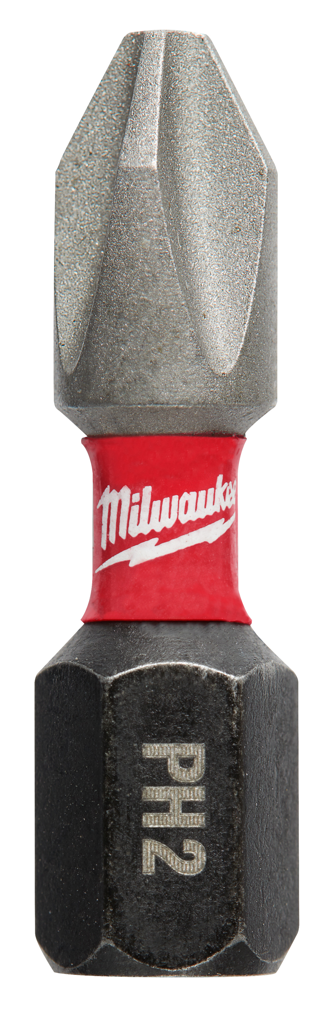 Milwaukee® SHOCKWAVE™ 48-32-4881 Impact Insert Bit, #2 Phillips® Point, 1/4 in, Steel