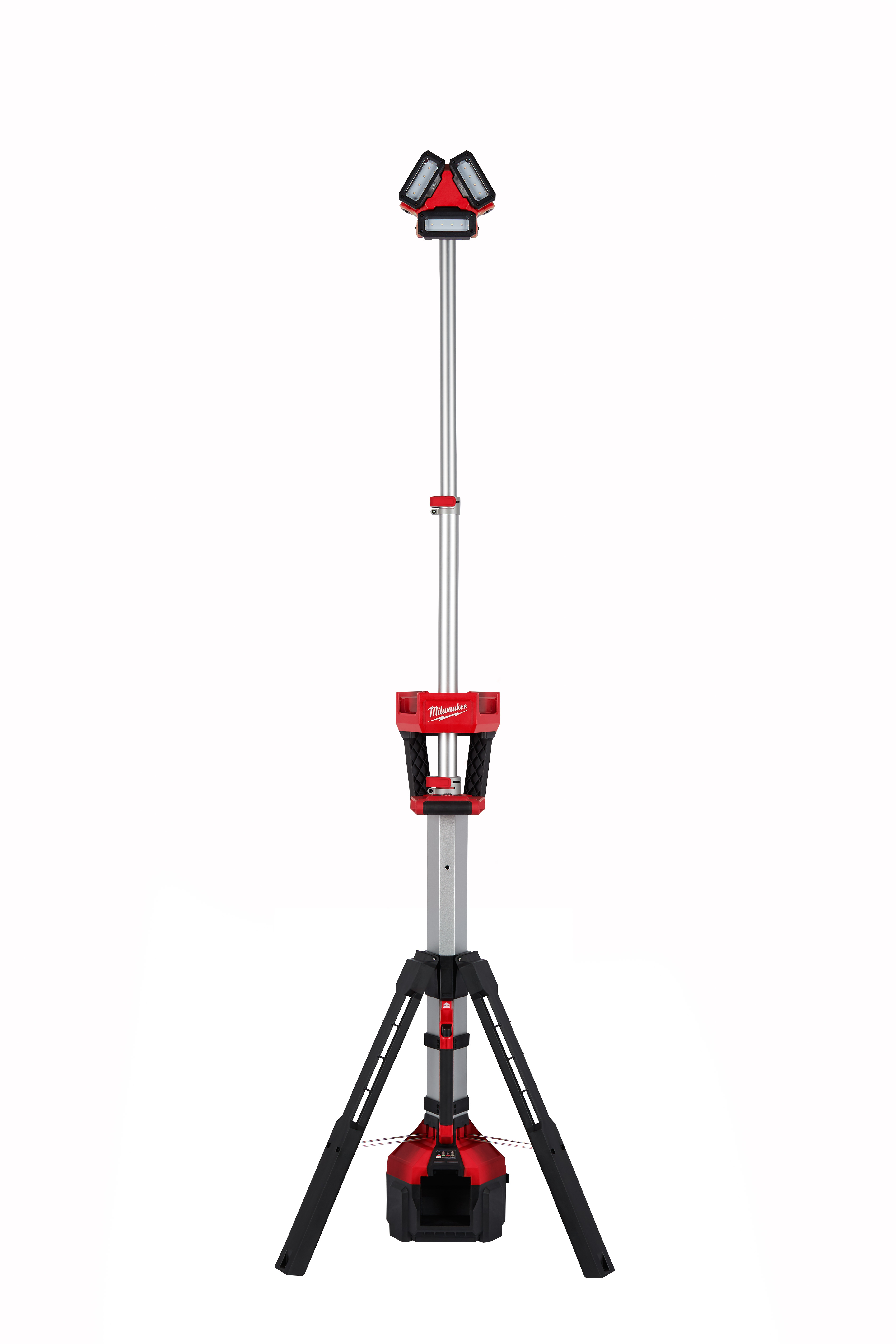Milwaukee® M18™ 2135-20 ROCKET™ Tower Light/Charger, LED Lamp, 18 VDC, Lithium-Ion Battery