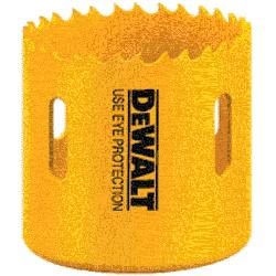 DeWALT® D180009 Hole Saw, 9/16 in Dia, 1-7/16 in D Cutting, Bi-Metal Cutting Edge