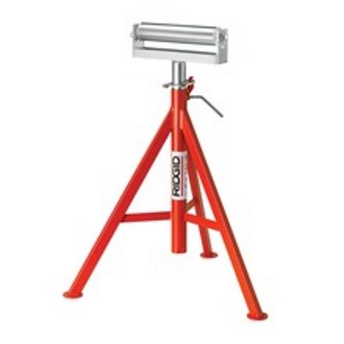 RIDGID® 56682, CJ-99 High Conveyor Head Pipe Stand, 12 in Pipe, 1000 lb Load