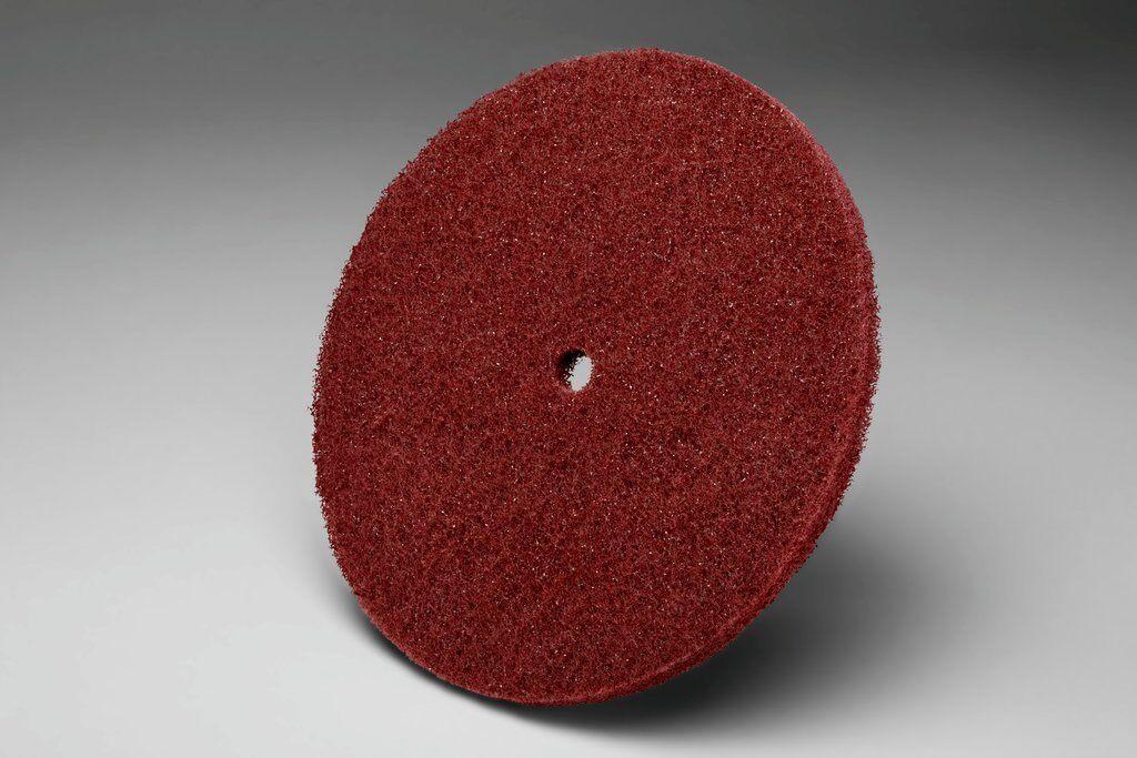 3M™ 27749 High Strength High Strength Disc, 8 in Dia Disc, Very Fine Grade, Aluminum Oxide Abrasive, Fiber Backing