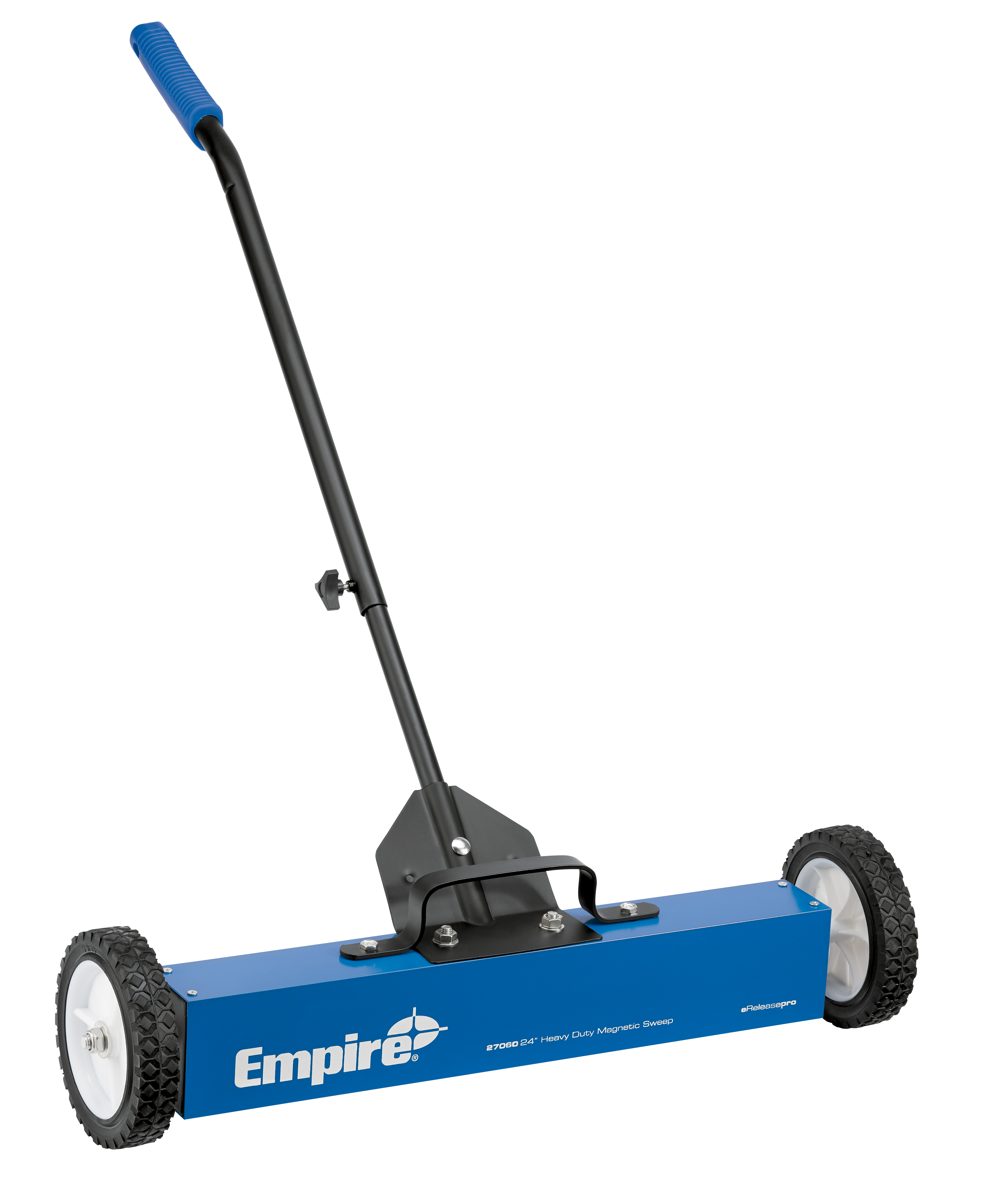 Milwaukee® Empire® 27060 Heavy Duty Magnetic Sweeper, 30 lb, Aluminum Housing