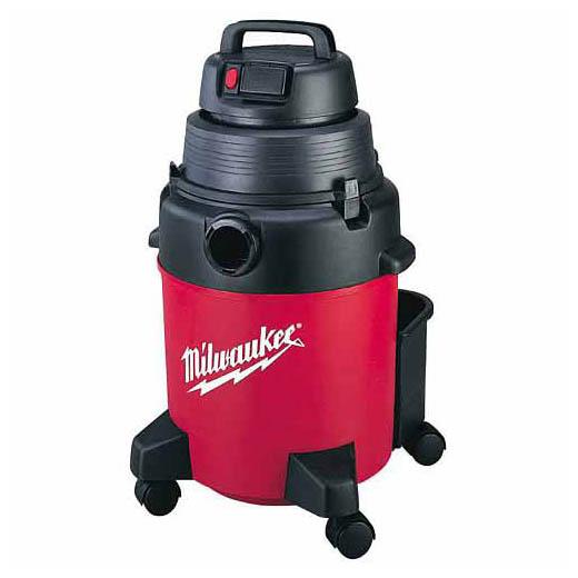 Milwaukee® 8936-20 Corded Vacuum Cleaner, 9.5 A, 7.5 gal Tank, 120 VAC