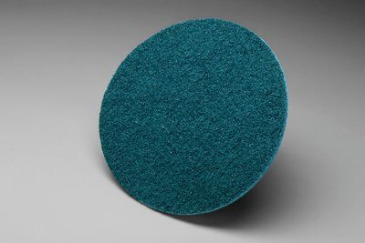 3M™ Scotch-Brite™ 27679 Surface Conditioning Disc, 7 in Dia Disc, Very Fine Grade, Aluminum Oxide Abrasive, Paper Backing