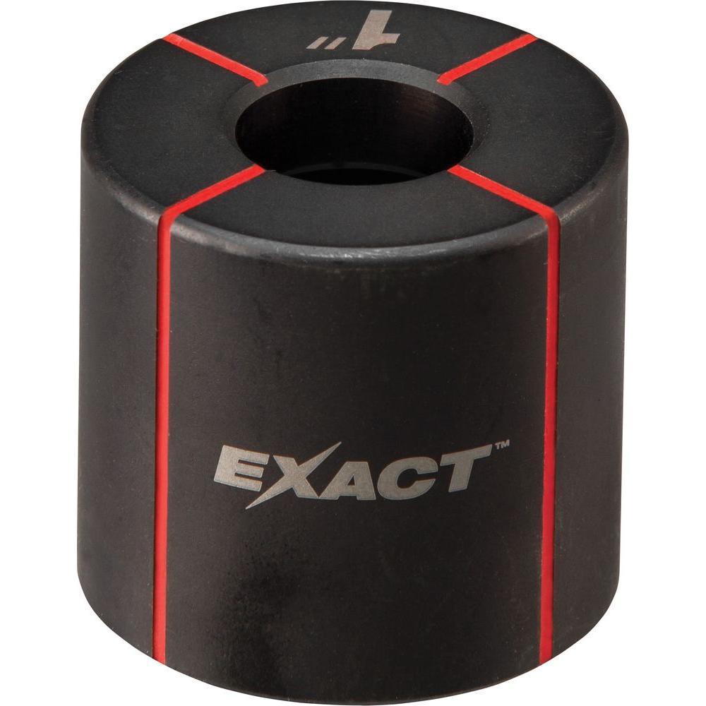 Milwaukee® EXACT™ 49-16-2664 Knockout Die, 1 in Conduit/Pipe, Steel