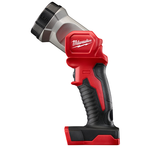 Milwaukee® 2735-20 M18™ Fixed Focus Rechargeable Cordless Work Light, LED Lamp, 18 VDC, REDLITHIUM™ Battery, Tool Only